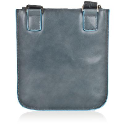 BORSELLO PIATTO BLUE SQUARE