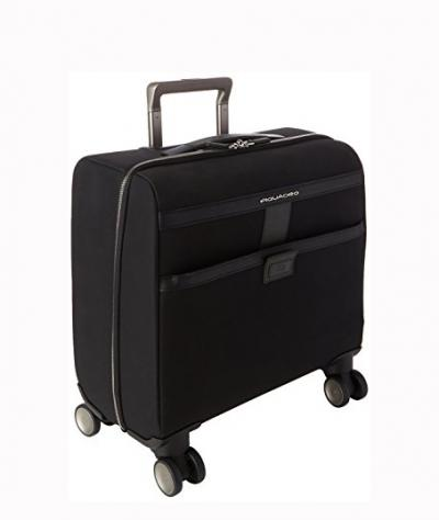 TROLLEY BUSINESS PORTA PC TESSUTO PELLE ORION