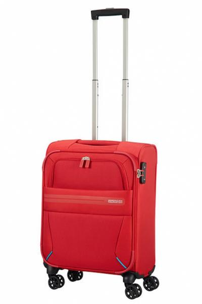 TROLLEY SPINNER 4 RUOTE 55 CM SUMMER VOYAGER CON LUCCHETTO TSA