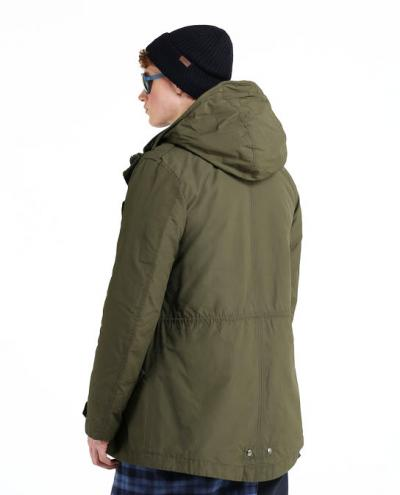 Wax Mountain Parka