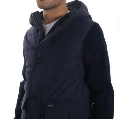 PLUM RUN HOODED JKT