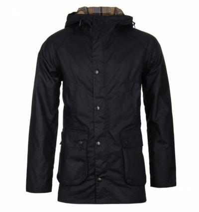 BARBOUR SL BEDALE HOODED WAX